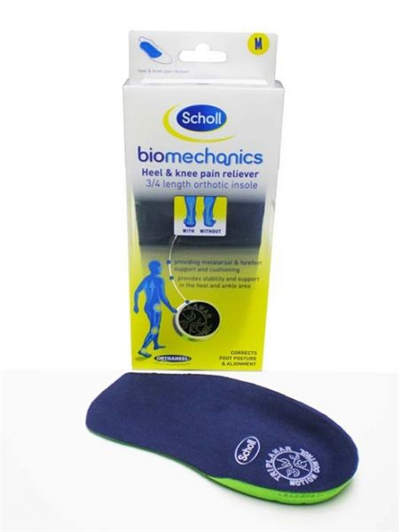 0 Ft - Scholl Biomechanics 3 4-es talpbetét